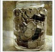 Clocks on jar
