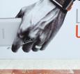 phone on hand