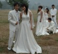 Chinese wedding couples