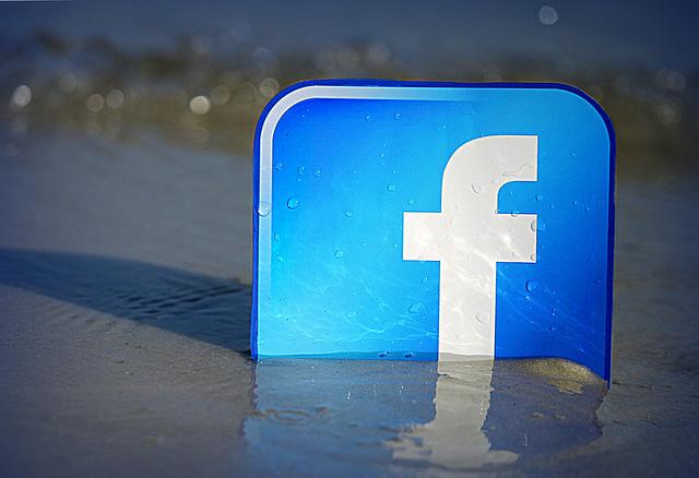 Facebook beach front