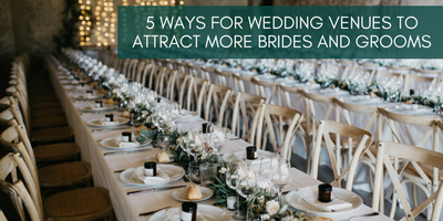 Attract More Brides and Grooms