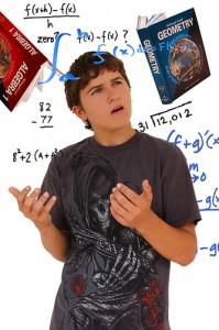 math confused