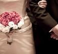 wedding with flower