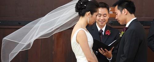Chinese wedding couples