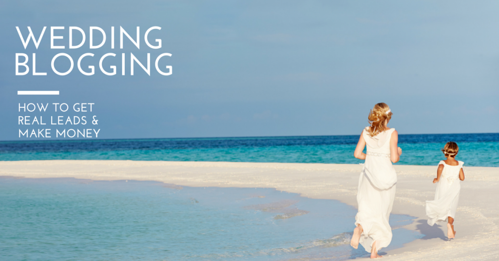 Wedding Blogging