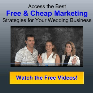Free & Cheap Wedding Marketing Strategies