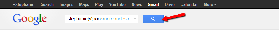 Gmail Inbox Search