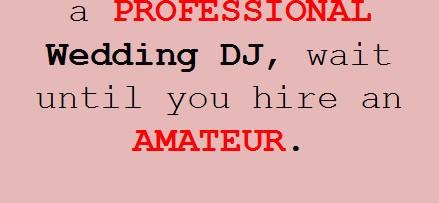 amateur dj