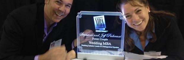 Wedding MBA Plaque