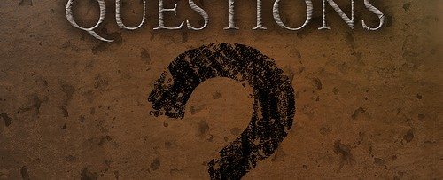 question mark