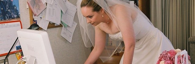 Bride on Mac