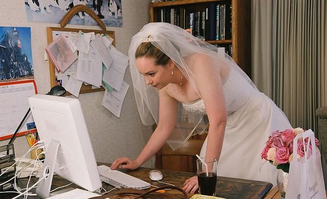 Bride on Mac
