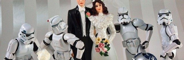 Star Wars Wedding Cake2