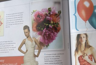 Wedding Magazine Spread