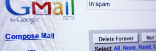 Gmail Spam Folder