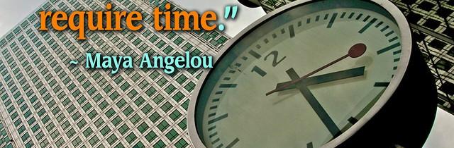achievement on time