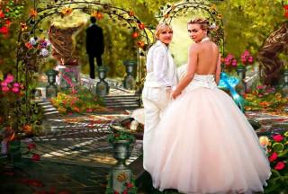 Ellen wedding