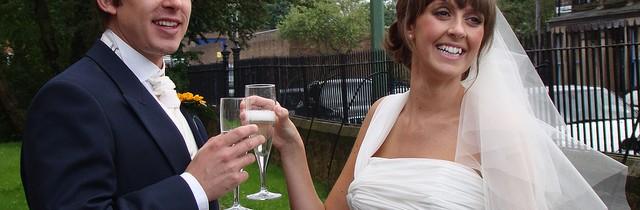 bridall toast