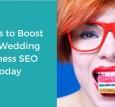 5 Ways Wedding SEO