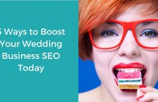 5 Ways Wedding SEO