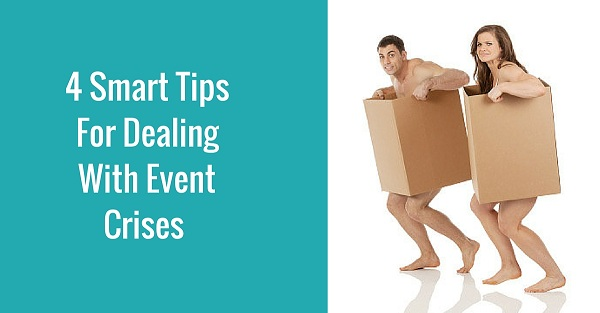 4 Smart Tips For Dealing With Event Crises
