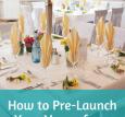 Pre-Launch Your Venue