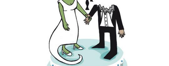 Bridezilla's Alter Ego