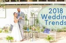 2018 Wedding Trends