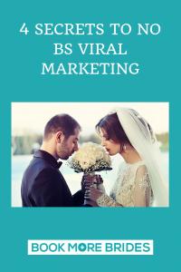 No BS Wedding Marketing
