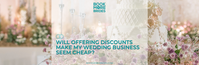 offering discounts